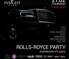 Rolls-Royce Party 21.02.2019